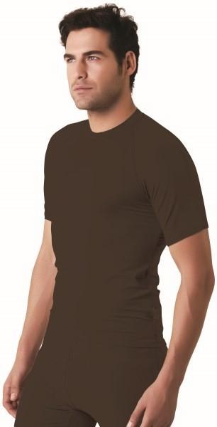 Bamboe heren t-shirt zwart